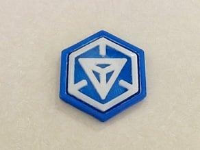 Ingress Logo Badge