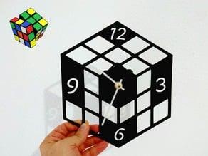 Reloj cubo RUBIK