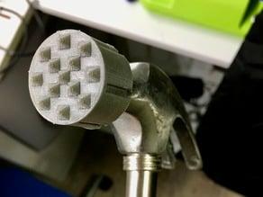 Meat tenderizer hammer head (parametric)