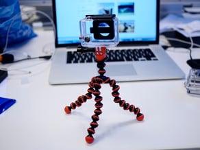 GoPro to Joby GorillaPod Original/Magnetic