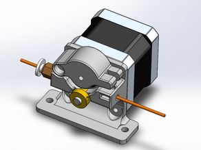 Micromake D1 Flexible Filament Extruder