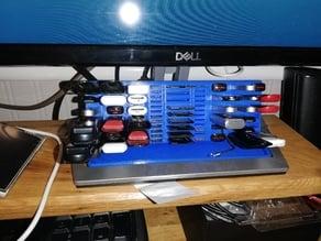 USB Holder fits Dell S2318 Base