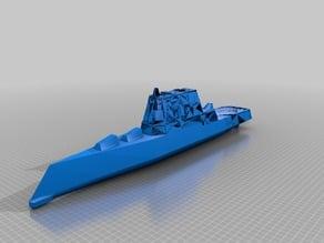 Zumwalt-class destroyers