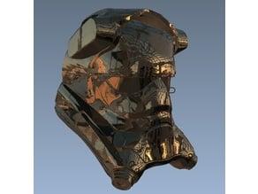 TFA Tie Pilot Helmet