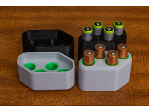 AA Battery Strong Safety Case