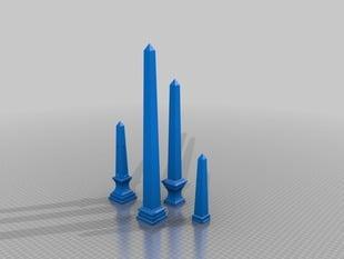 Modular Obelisk
