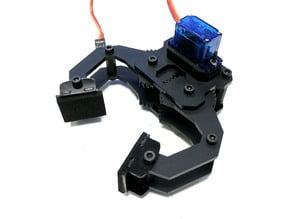 RobotGeek 9G Servo Gripper