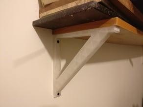 Shelf Bracket 195mm
