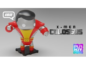 X-MEN 90s COLOSSUS