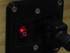 IEC Switch Frame