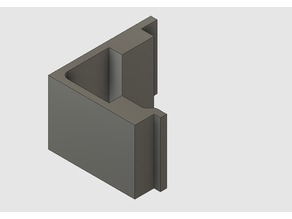 2020 Extrusion Cable Clip