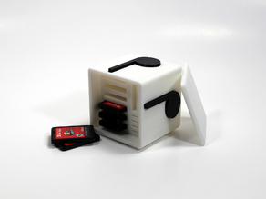 Note Block Switch/3DS/NDS Cartridge Case