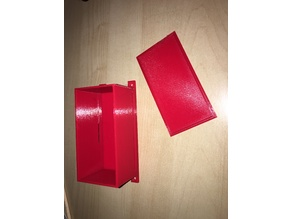 SainSmart 4 Signal Relay Box / Lid