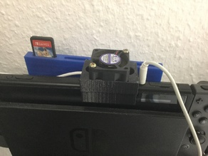 Nintendo Switch Active Cooling Adapter