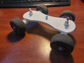 table dolly compact Slider Skater for dslr, gopro, phone