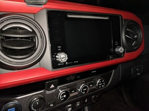 Toyota entune knob