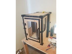 CR-10 Enclosure Parts