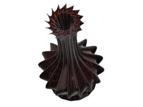 Buzzsaw Vase