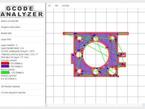 GCode Analyzer/Visualizer