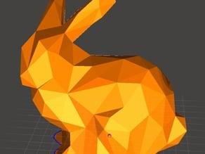 Extra Lowpoly Bunny