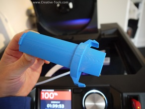 Replicator Desktop Spool Holder