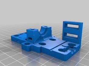Lightweight Bowden Extruder for Anet A8