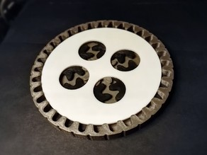 Planetary Gear Coaster
