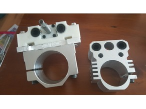 chinese cnc3040 spindle upgrade parts