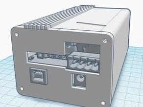 Ramps 1.4 Complete enclosure | 40mm fan vent.