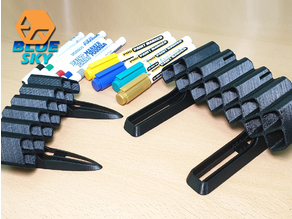 Paint Marker Stand