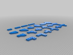 10/10 Extrusion brackets(Created by Misumi)