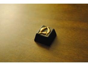 Starfleet Logo Romer-G Keycap