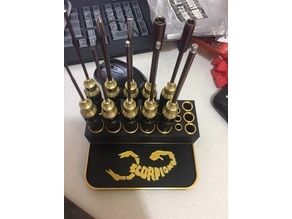 RC Tool Stand - Scorpion Tools