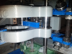 root 2 cnc z axis nut lock