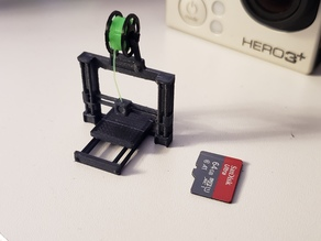 Miniature 3D printer
