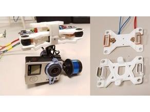 Active Vibration System for an UAV