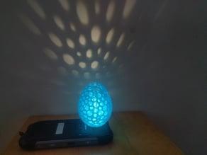 Concentric Voronoi Egg