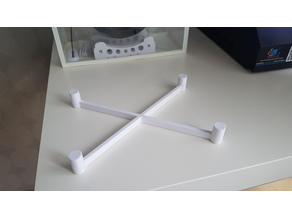 Glass Bed Cooler Stand CR 10 Mini