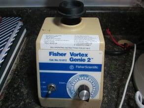 Craft paint adapter for Fisher Genie Vortex 2 mixer
