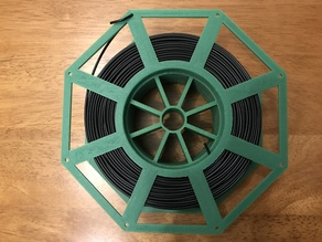 Dremel printer filament spool and winder kit for 3D45