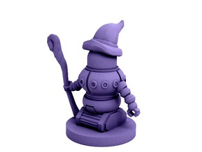 RoboWizard (18mm scale)