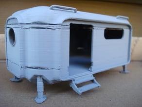 Fallout Wasteland Warfare Capsule/Pod Building
