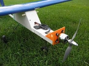 Swizzel Stick Motor Mount - Suppo BL3520/6 Motor