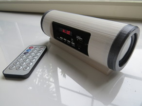 Bluetooth Speaker Tube