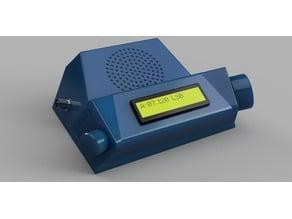 BitX40 Ergonomic Enclosure