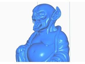 Vampire Buddha (Mythology Collection)