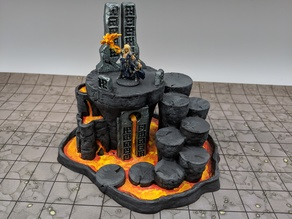 OpenForge - Place of Power - Chaos Pillars