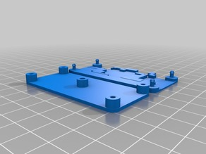 Pi Zero W Micro Case w/ OLED