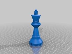 Chess Set - Print Friendly (SLA/DLP)
