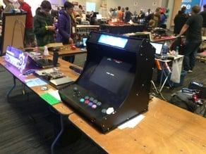 Slot Together Arcade Machine